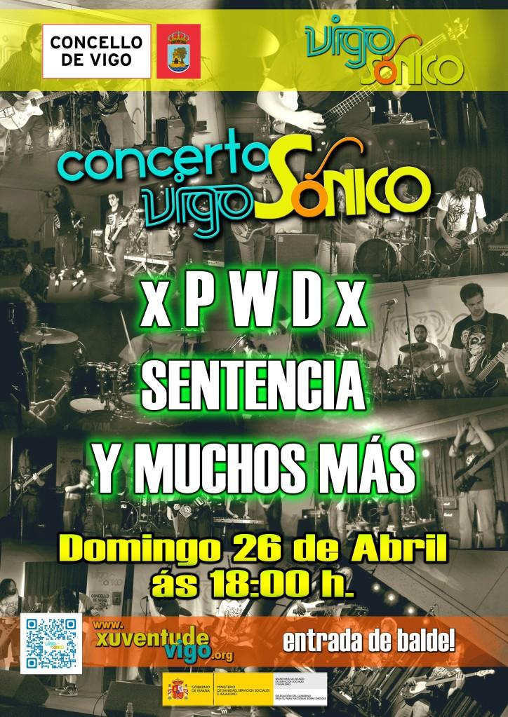 Concerto Sónico Abril 2015