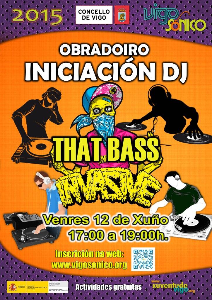 Cartaz Obradoiro DJ