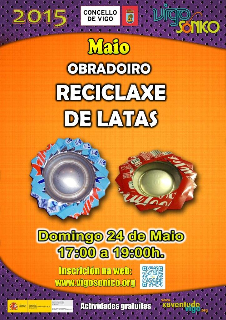 Obradoiro Reciclaxe con LATAS
