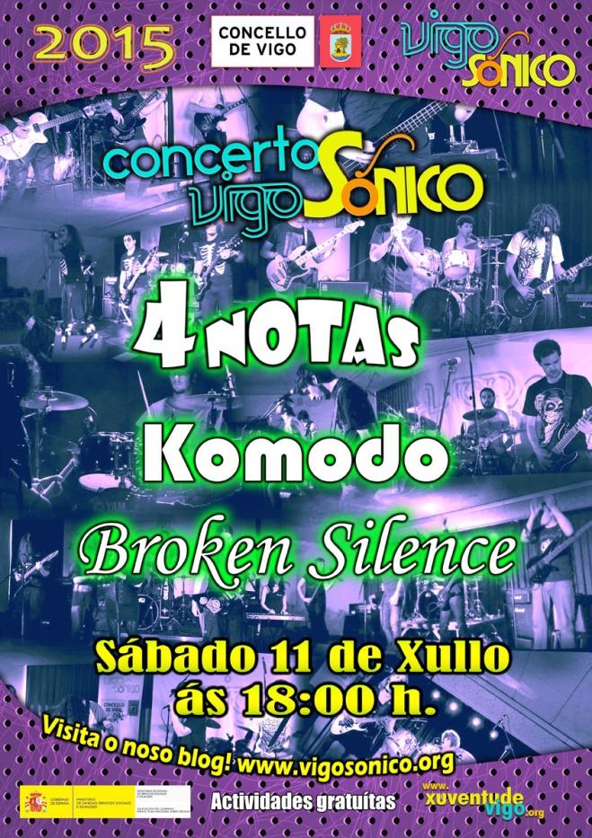 Concerto Sónico Xullo 2015