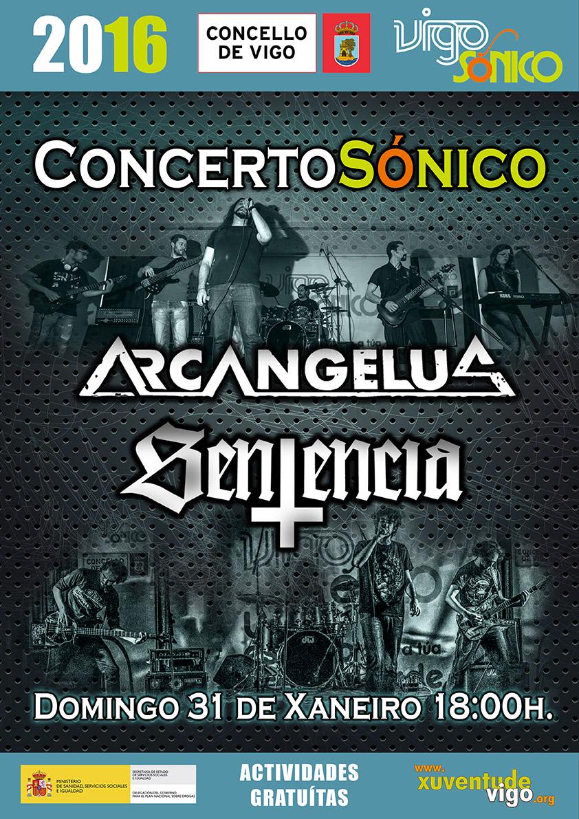 Concerto Sónico: domingo 31 dexaneiro.