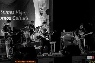 Concertos VigoSónico do Concello de Vigo do ano 2016. www.vigosonico.org