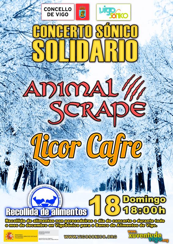 Concerto Sónico  Solidario Decembro2016