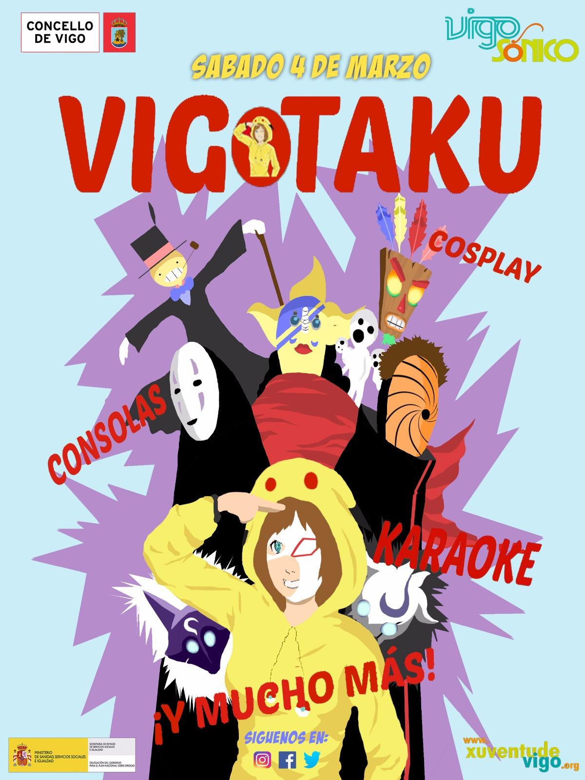 VigOtaku: sábado 4 de marzo2017