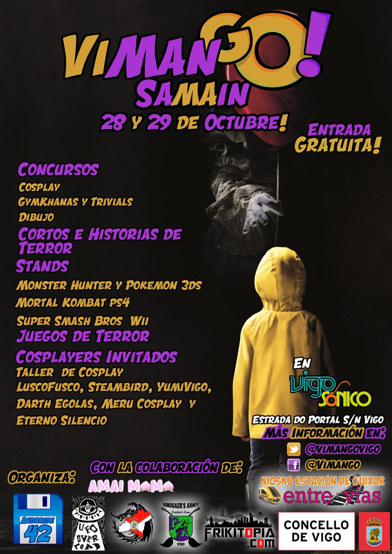 VimanGo Samaín 2017