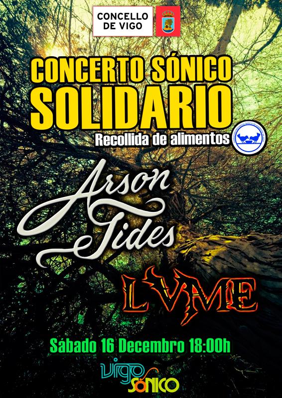 Concerto Sónico  Solidario Decembro2017