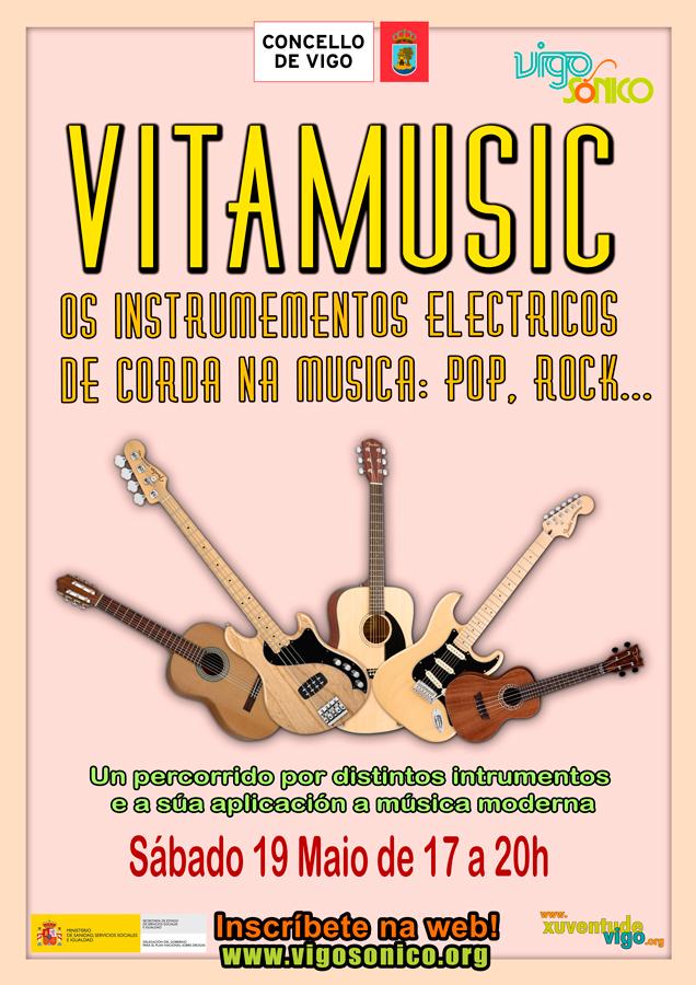 Vitamusic: Os instrumementos eléctricos de corda na música: pop, rock,….
