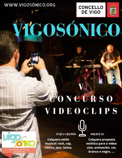 V Concurso Videoclips MusicaisVigoSónico