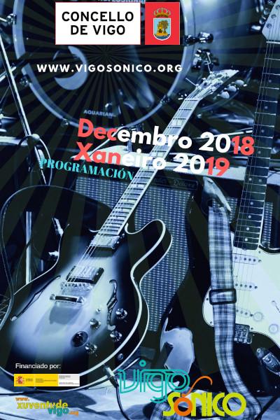 Programación decembro 2018 e xaneiro2019