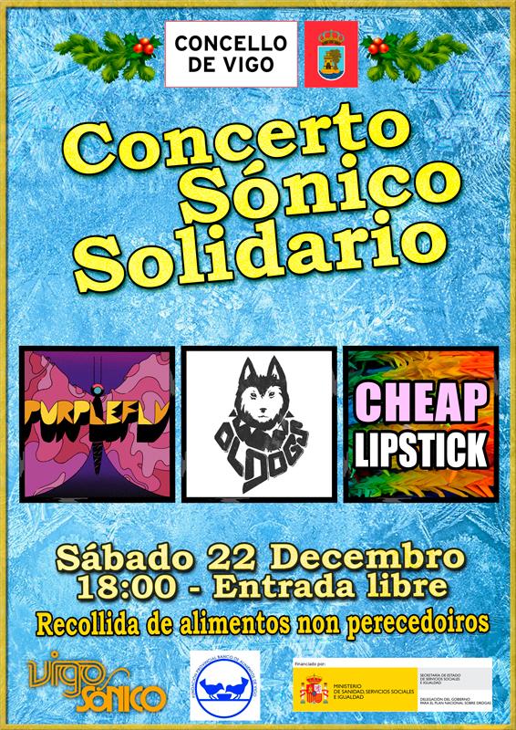 Concerto Sónico  Solidario Decembro2018