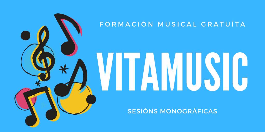 Vitamusic Maio: obradoiros gratuítos de formaciónmusical
